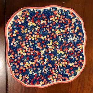 🆕 4 Liberty for Anthropologie dessert plates